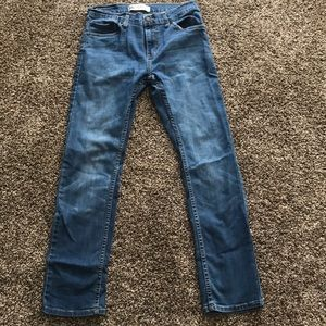 Levi 511 Slim Jeans (Men/Boys) Blue